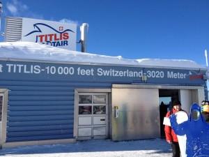 Engelberg-Titlis-Bergstation