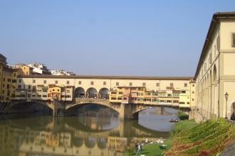 Ponte Vecchio Italien
