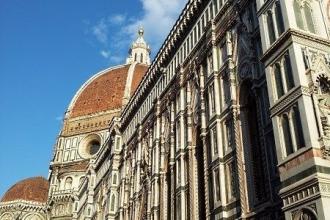Duomo Seitenansicht