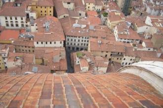 Duomo von oben