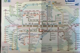 München Strassenbahn