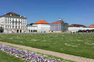 Nymphenburg, Klexen statt Klotzen