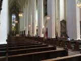 Das innere der Frauenkirche in München