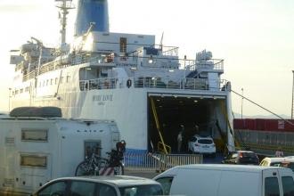 Elba- Autofähre 1