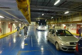 Elba- Autofähre 5