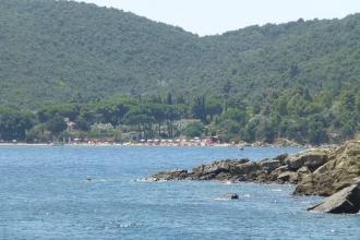 Elba - Marina di Campo - Meer 3