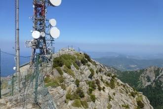 Elba - Monte Capanne - Gipfel