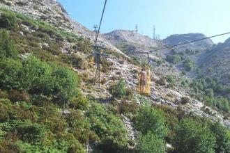 Elba - Monte Capanne - Gondelbahn 2