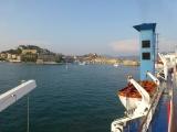Elba - Autofähre - Aussicht 1