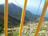 Elba - Monte Capanne - Gondelkabine