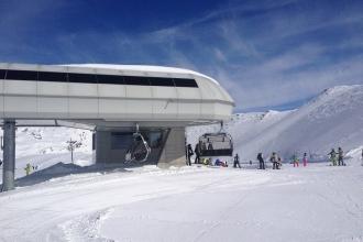 Melchsee Bergstation 1