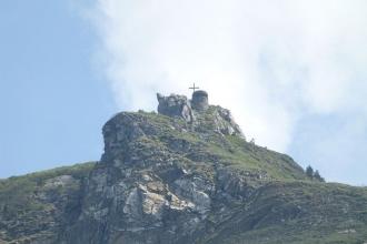 Mittaggüpfi Gipfelkreuz 2