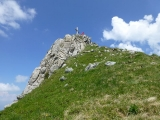 Mittaggüpfi Gipfelkreuz 1