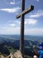 Mittaggüpfi Gipfelkreuz 3