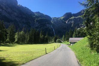 Engstligen-Wasserfälle