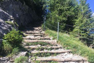 Engstligenalp-Wanderweg