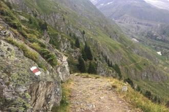 Belalp-Riederalp-Wanderweg