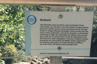 Aussichtsplattform-Rotbach