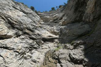 Chessiloch-Wasserfall