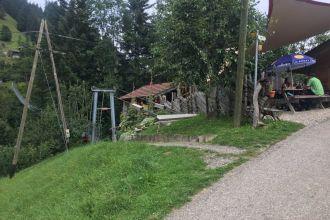 Hängebrücke-Hostalden