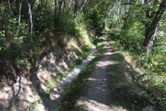 Jolischlucht-Wanderweg