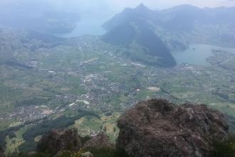 Grosser Mytehn Gipfelpanorama 2