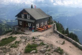Grosser Mythen Gipfelrestaurant