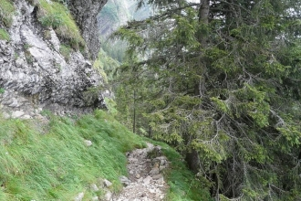 Heitertannliweg-Wanderweg