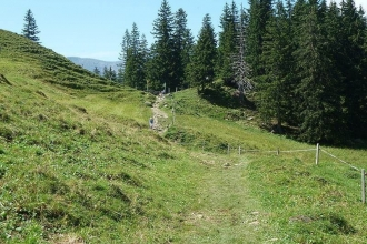 Wanderweg-Heitertannliweg