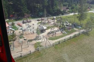 Kinderspielplatz am Pilatus