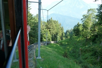 Zahnradbahn-Pilatus