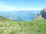 Aussicht vom Drachenberg