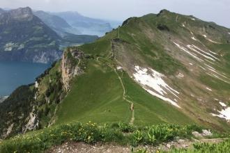 Klingenstock-Fronalpstock-Gratwanderung-5