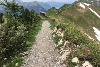 Klingenstock-Fronalpstock-Gratwanderung-2