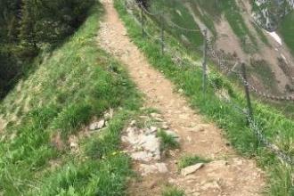 Klingenstock-Fronalpstock-Gratwanderung-8