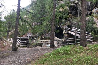 Gletschergartenweg