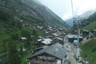 Zermatt-Matterhorn-Express-Bahn