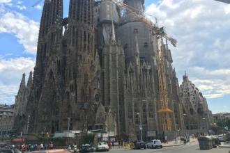 Sagrada Familia, Wahrzeichen Barcelona