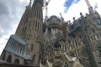 Sagrada Familia, Basilika Barcelona