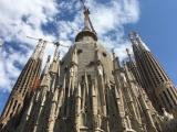 Sagrada Familia, unvollendete Kirche