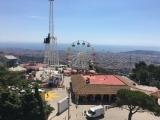 Tibidabo-Kirche-Aussicht-Barcelona