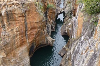 Bourke's Luck Potholes 7