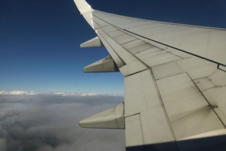 Südafrika Inlandflug Kapstadt-Johannesburg 2