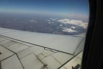 Südafrika Inlandflug Kapstadt-Johannesburg 4
