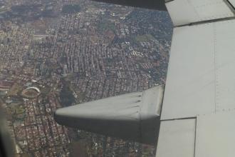 Südafrika Inlandflug Kapstadt-Johannesburg 6