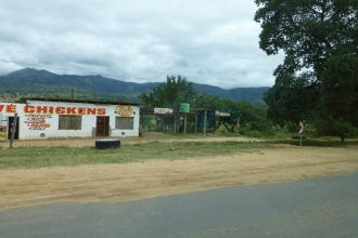 Swaziland Autowaschanlage