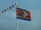 Swaziland-Flagge