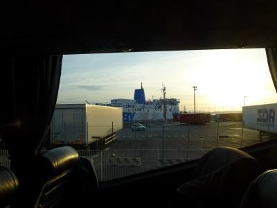 Italien - Elba Piombino - Hafen
