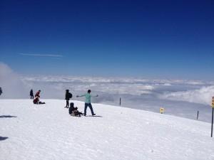Titlis-Gletscher
