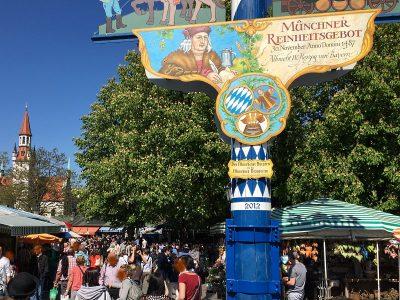 München im Freistadt Bayern